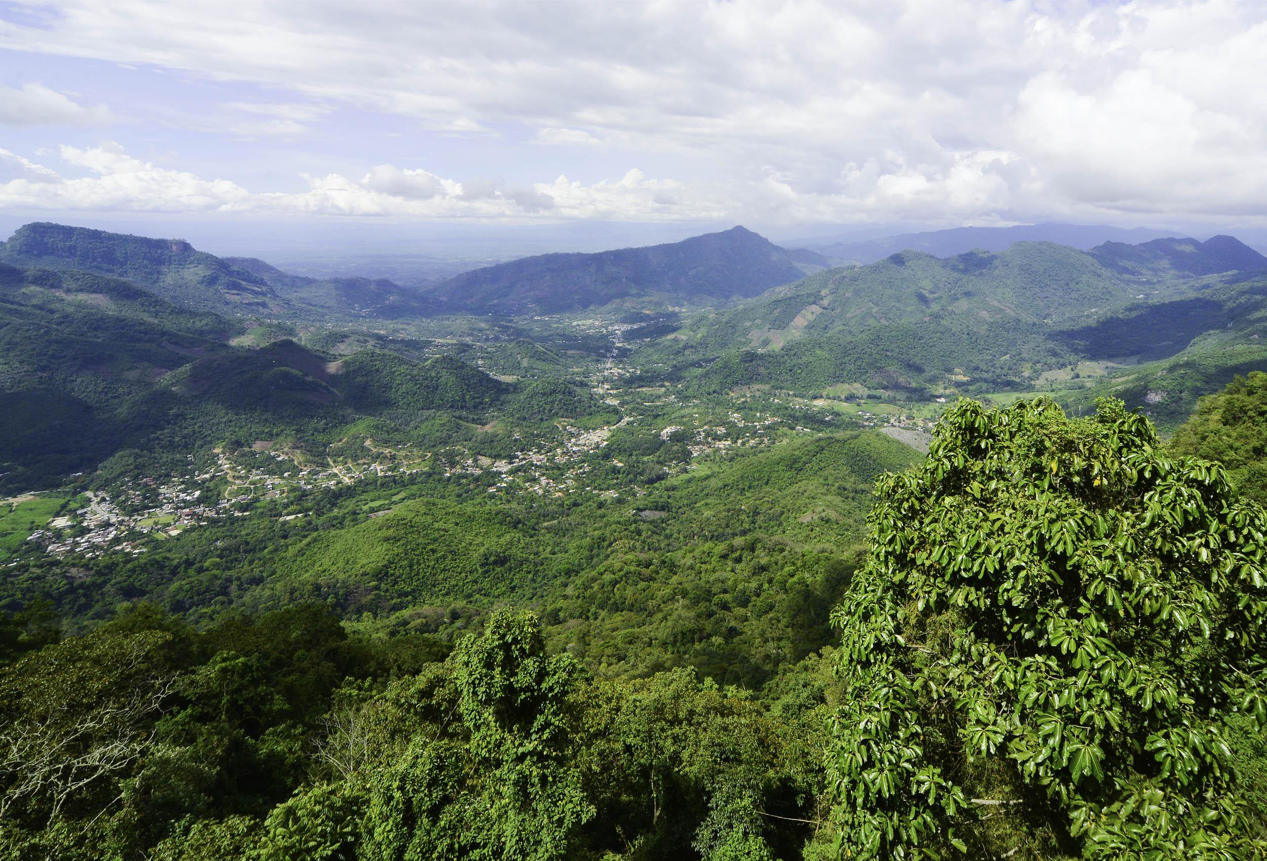 landscape guatemala
