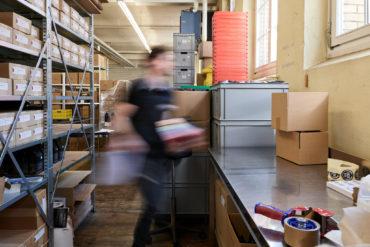 """""""Jetzt gilt es anzupacken"""" – Die Logistik bei ViCAFE"""