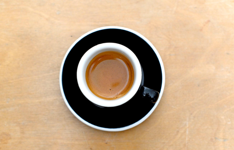 Espresso Tasse mit ViCAFE