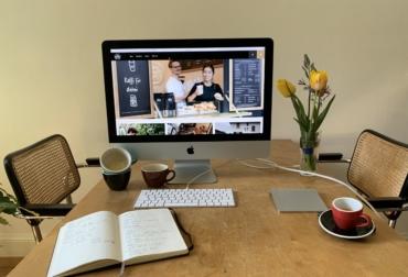 Home-Coffee Realitäten an der Sonne
