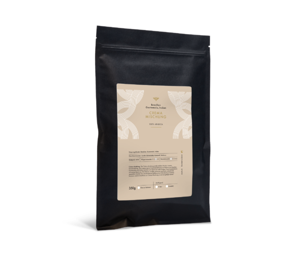 ViCAFE coffee subscription crema blend coffee product picture