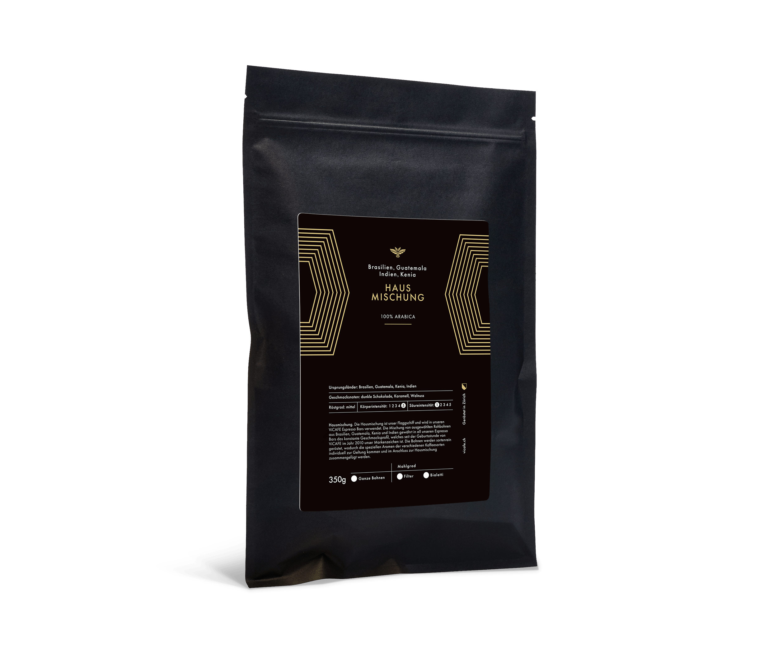 ViCAFE coffee subscription hausmischung coffee product picture