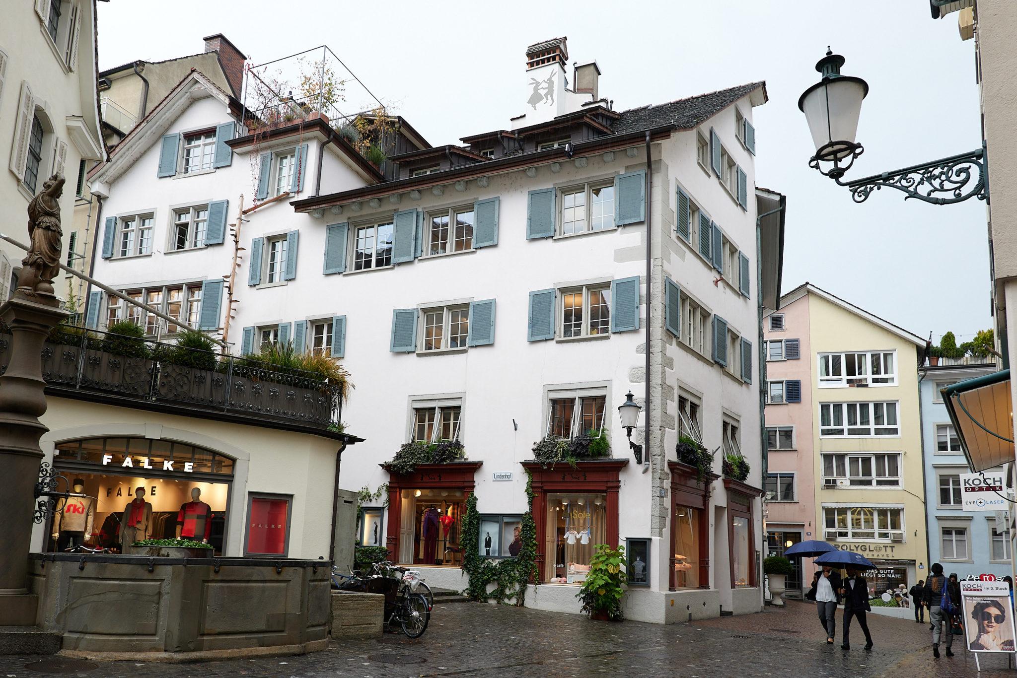 Maison enSoie in Zurich