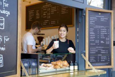 Wie das ViCAFE auf die temporäre Schliessung ihrer Kaffeebars reagiert