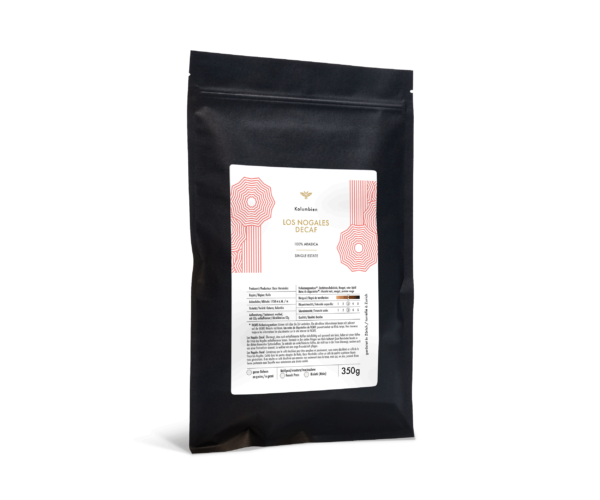 Vicafe Los Nogales Decaf Coffee Subscription