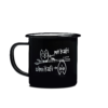 This image ViCafe_Emaille_Cup_Eule is for visual improvements for page ViCAFE Enamel Cup