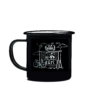 This image ViCafe_Emaille_Cup_Zurich is for visual improvements for page ViCAFE Enamel Cup