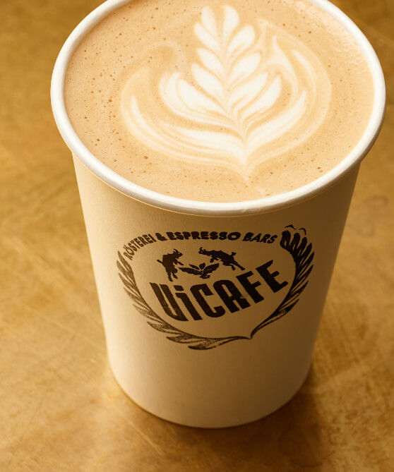 This image ViCafe_Latte_Art_010720_00044.jpg is for visual improvements for page Sustainability & Responsibility