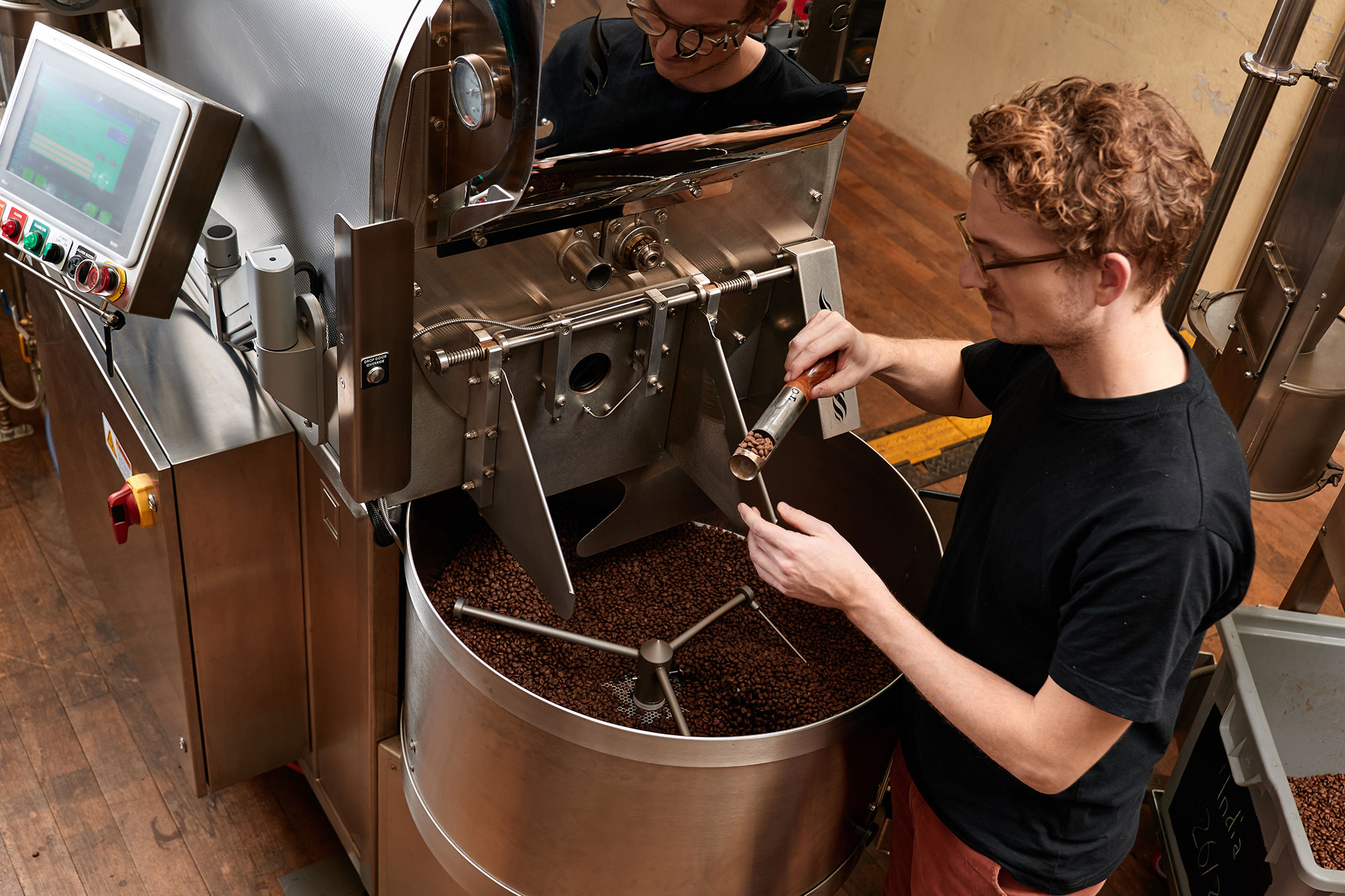 This image ViCafe_Roastery_050820_P1001149-1.jpg is for visual improvements for page ViCAFE HOME – WELCOME