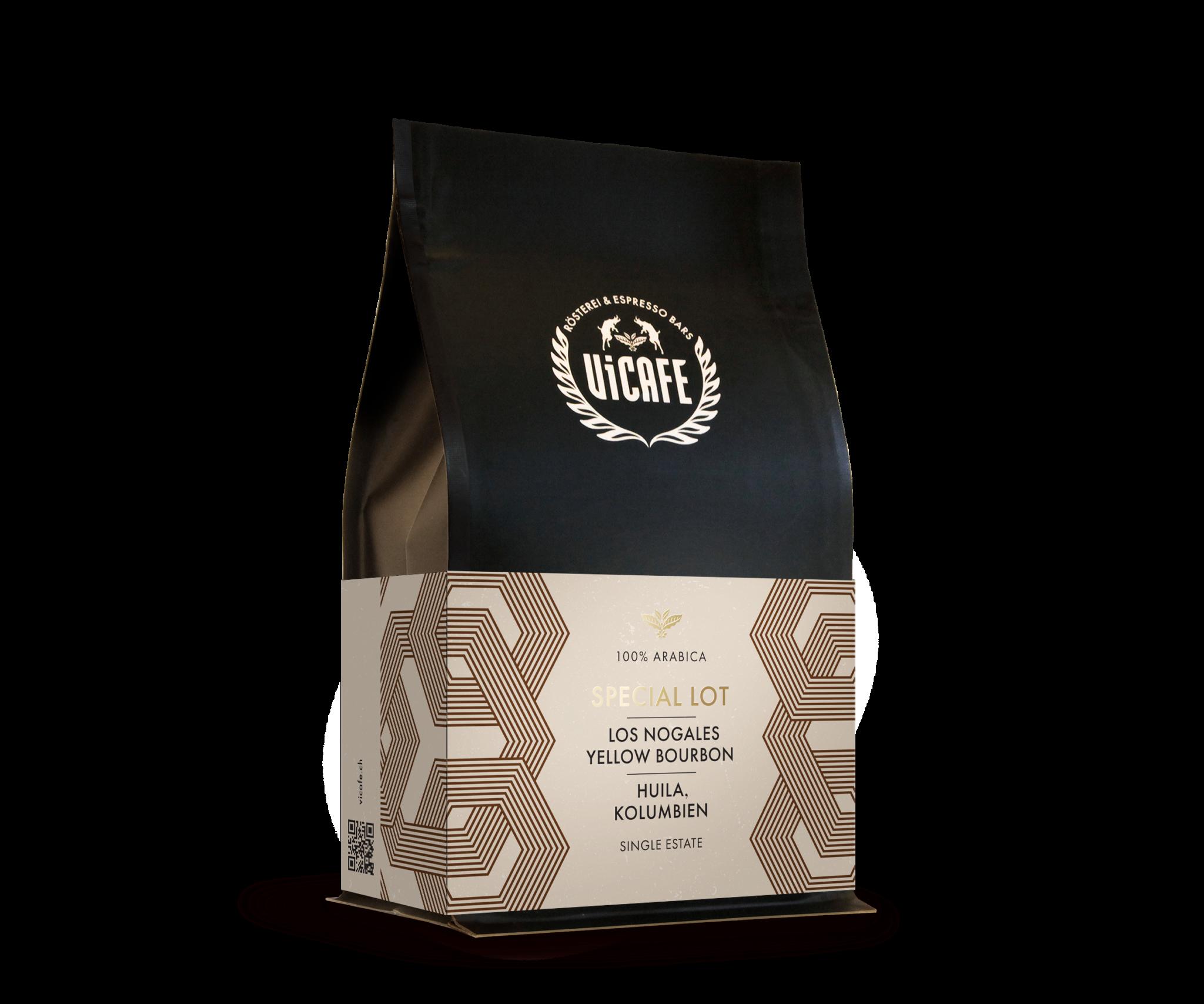 ViCAFE Special Lot: Finca Los Nogales Yellow Bourbon, Coffee