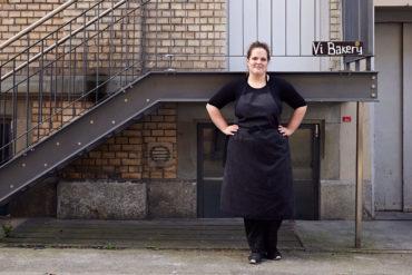 Bei Amy in der neuen ViBakery