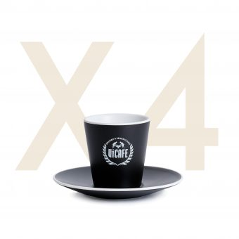 ViCAFE Espressotassen Set Geschenkideen